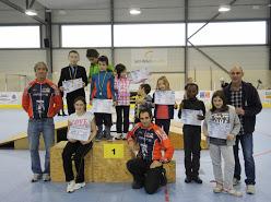 Kids et Teens roller à St Médard